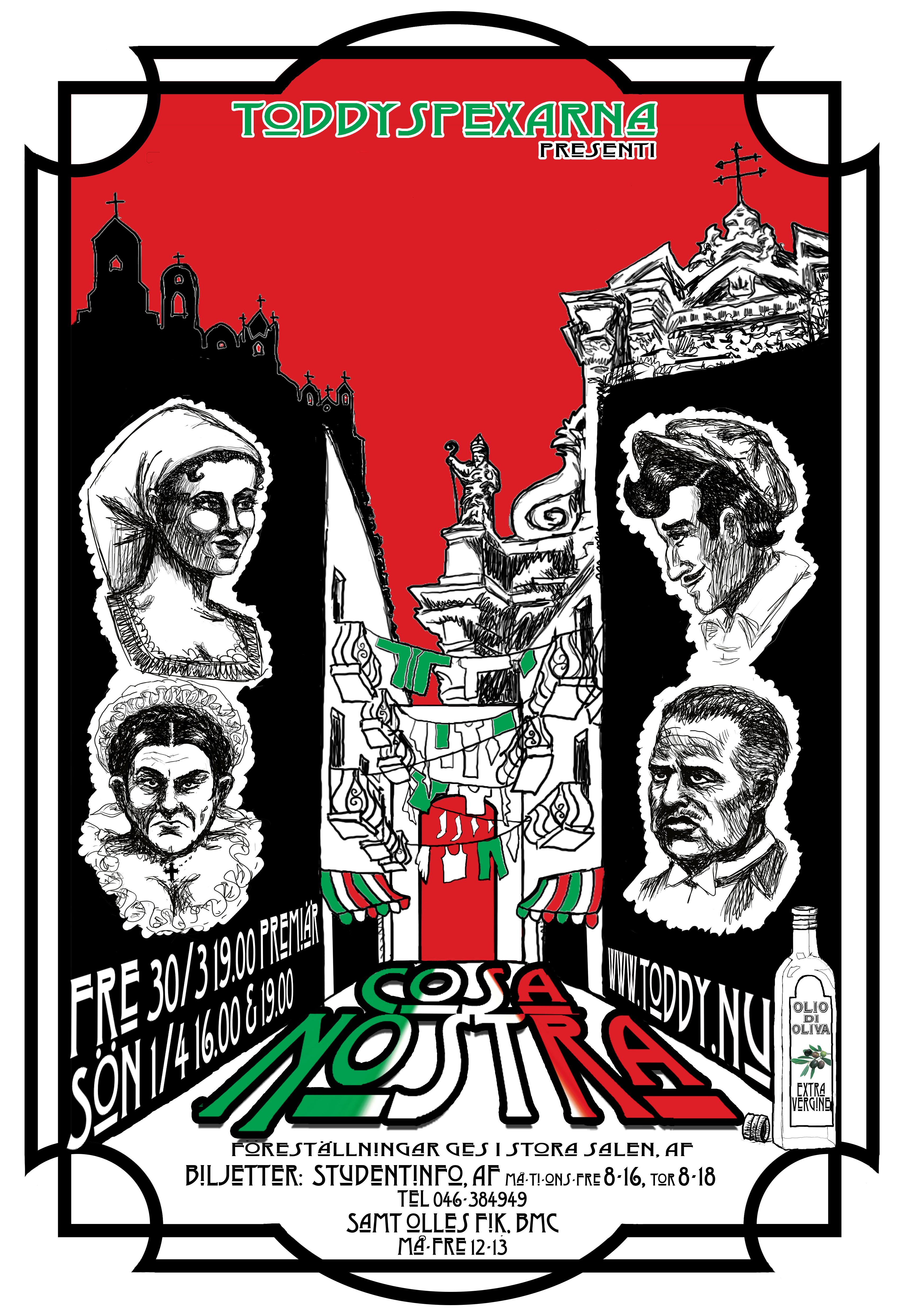 2007 La Cosa Nostra