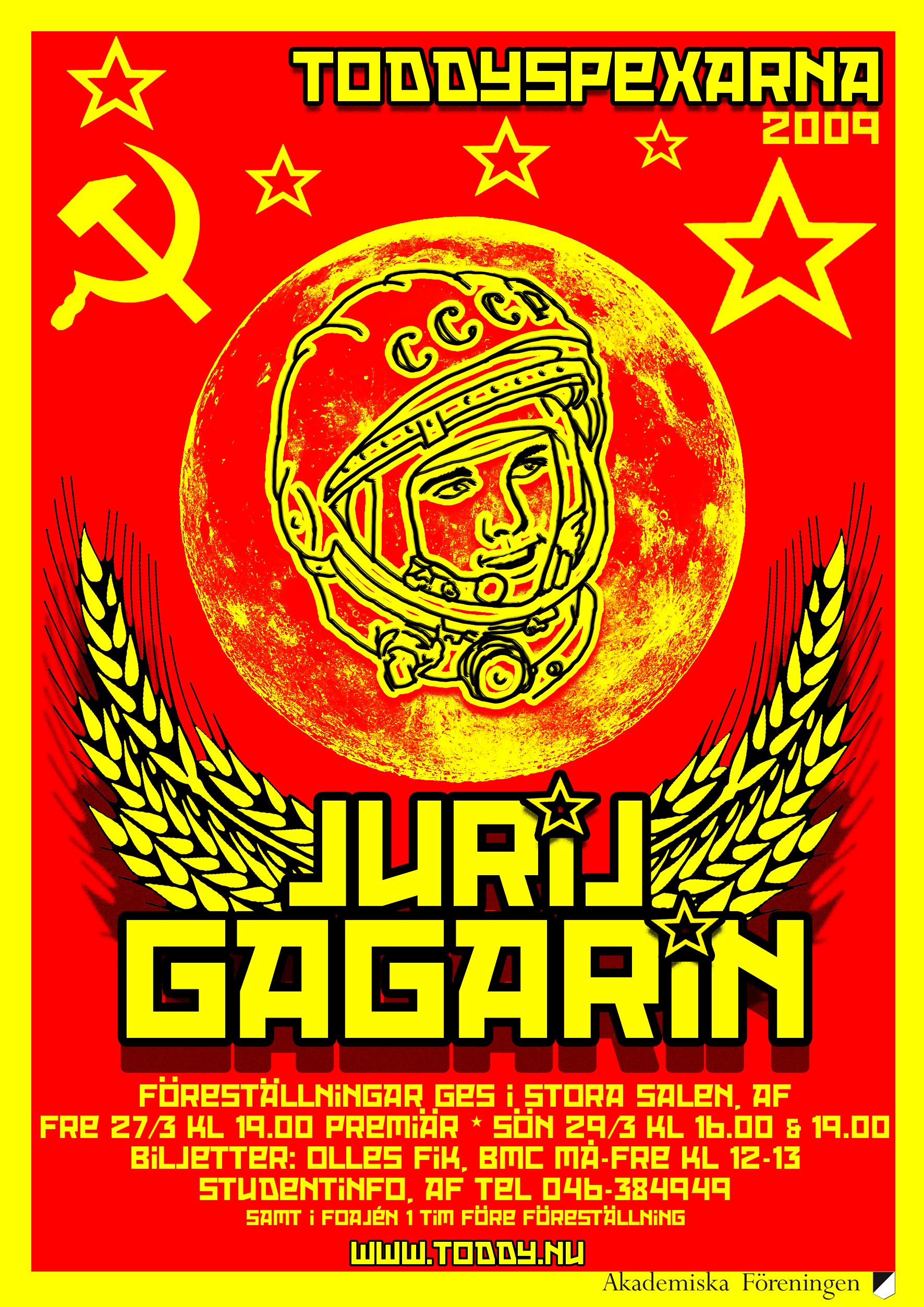 2009 Jurij Gagarin