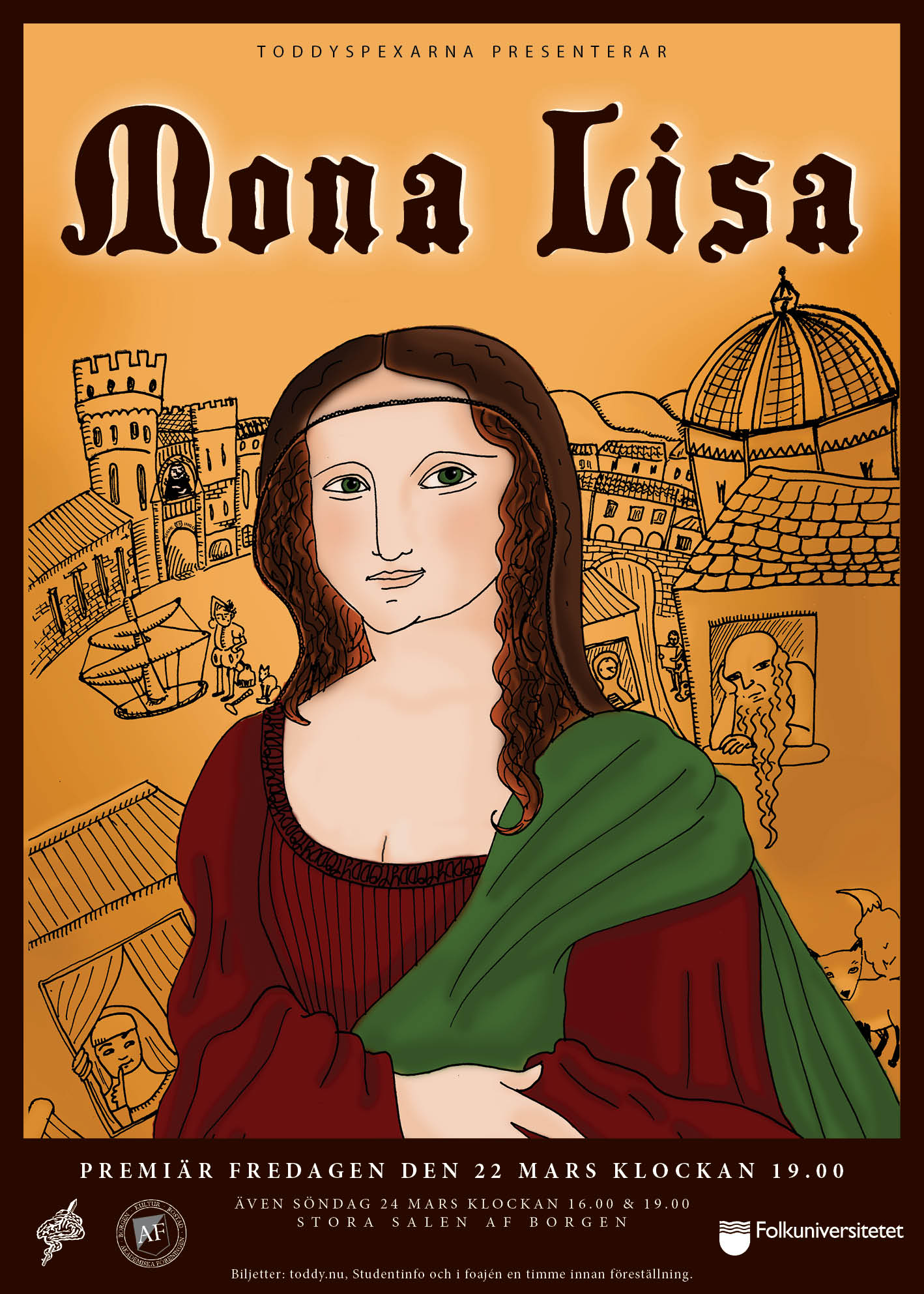 2013 Mona Lisa
