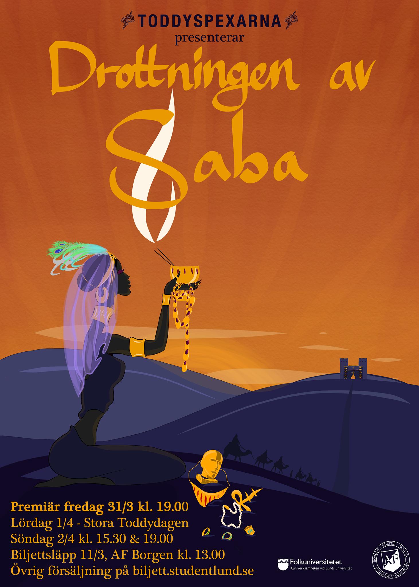 2017 Drottningen av Saba